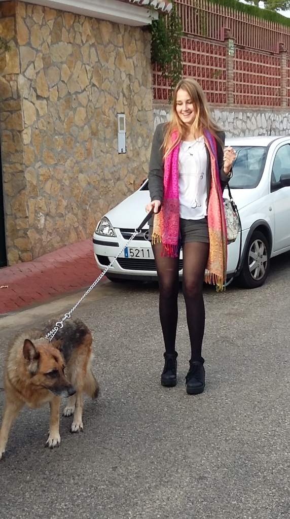 Aby y Bagueera, chic