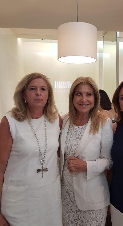 """""""Cinin y Purificación garcía en Málaga"""""""