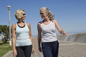 ejercicio en menopausia
